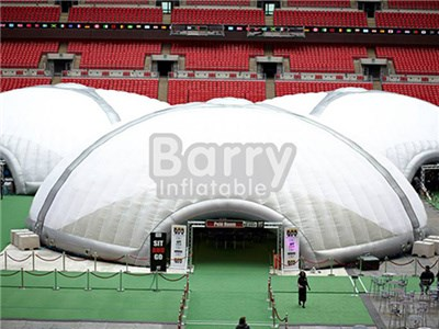 China manufacturer CE inflatable membrane structure for big event/meeting BY-IT-016