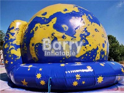 Customized mobile inflatable projection dome tent,astronomy tent for sale BY-IT-017