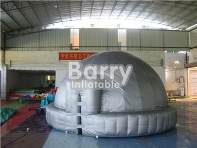 Competitive price waterproof inflatable astronomy/ planetarium tent factory BY-IT-019