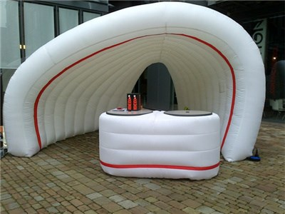 Exibition Inflatable bar tent,Inflatable Exibition stand for sale  BY-IT-028
