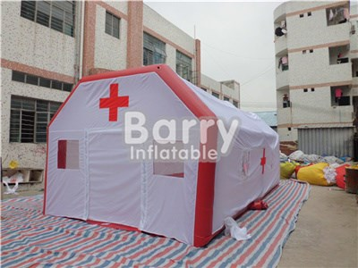 Hight quality inflatable emergency medical hospital tent /first aid tent  BY-IT-031