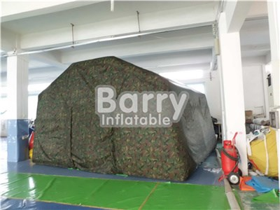 Large air tight / inflatable armymilitary camouflage tent by China supplier  BY-IT-032