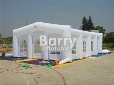 Outdoor waterproof white inflatable party tent inflatable events tent,inflatable wedding tent  BY-IT-033