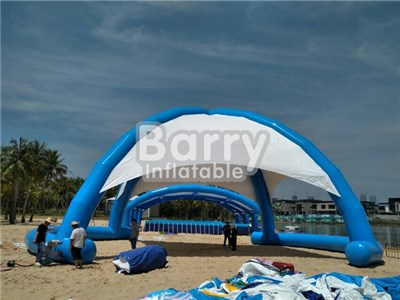 20 years factory new product spider inflatable shelter dome tent for sale  BY-IT-034