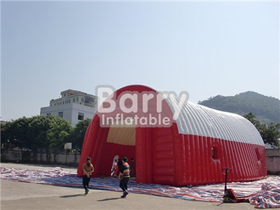 Custom made inflatable football tent,inflatable sport dome tent for event  BY-IT-036