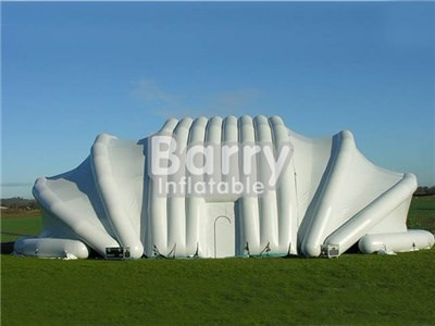 Strong and high-qualit air supported structure inflatable huge tent for event BY-IT-002