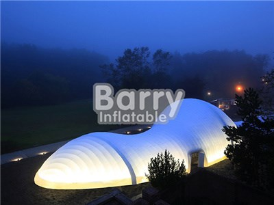 Giant turtle inflatable tent for events,huge inflatable building/ inflatable air structure BY-IT-015