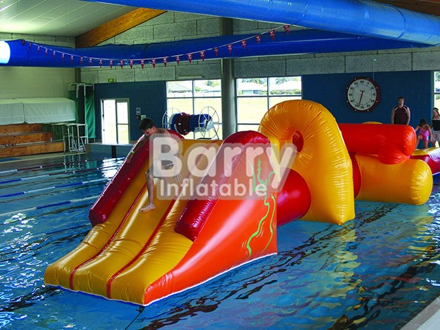 High Quality Inflatable Aqua Run/ Inflatable Water Obstacle Run For Sale  BY-AR-012
