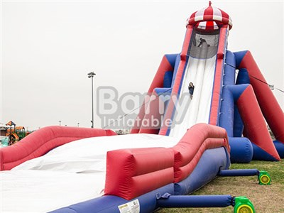 Giant Inflatable Slide for Kids with Factory Price BY-GS-012