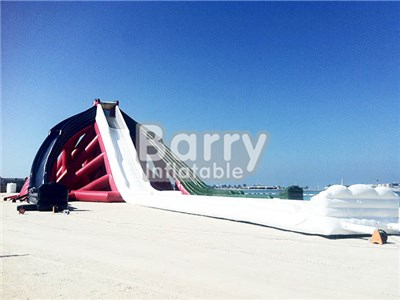 Giant Inflatable Water Slide For Dubai