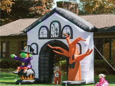 halloween inflatable arch Cheap giant Inflatable arch gate for sale