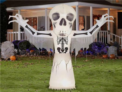 Hot sale halloween inflatable, inflatable zombie for halloween