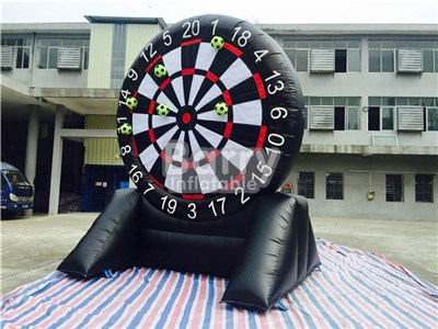 Factory Price Inflatable Golf Dart Game ,Dart Soccer Inflatable Sport Game BY-SP-074