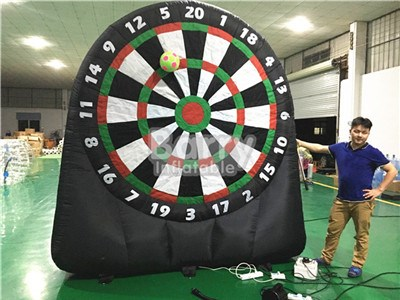 China Inflatable Golf Dart Game, Inflatable Dartboard For Sale BY-SP-076