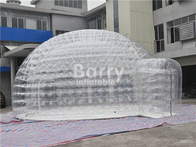 Factory Outdoor inflatable bubble camping tent BY-IT-051