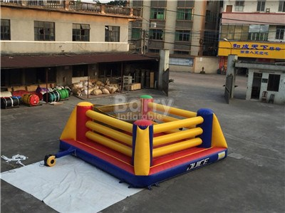 Kids Inflatable Boxing Ring/Bouncer Boxing Ring/ Wrestling Rings BY-SP-081