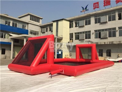 Inflatable Football Game Ultimate Inflatable Sports Soccer Arena For Sale BY-SP-084
