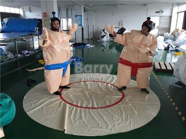 China Factory Price Professional Sumo Wrestling Suit BY-SP-089