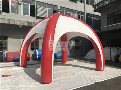 Professional high quality advertising promotion trade show air tent BY-IT-057