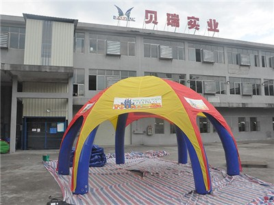 Strong PVC inflatable outdoor tent for event BY-IT-059