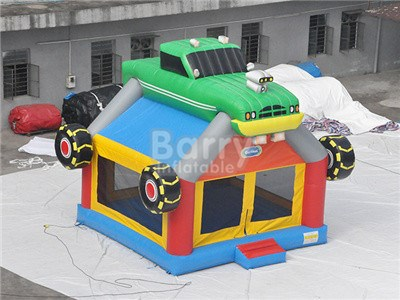 China Supplier Car Bounce House For Sale Cheap BY-BH-055
