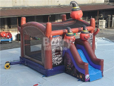 Commercial Grade Halloween Bounce Houses For Sale BY-BH-058