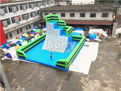 Kids N Adults Inflatable Rock Climbing Wall,Inflatable Air Mountain Game BY-IG-077