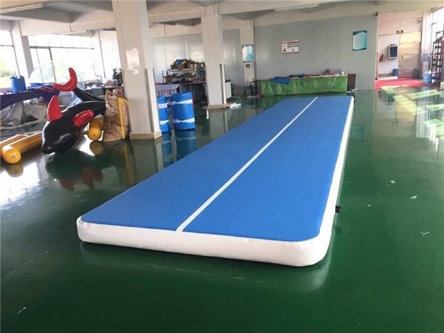 10m ,6m 12m 3m Airtight Inflatable Air Track For Gym BY-AT-020
