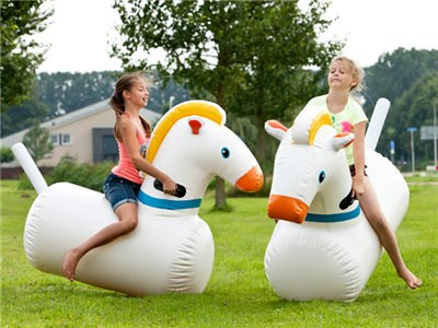 Kids Toys Inflatable Horse Riding Quotation  BY-IG-082
