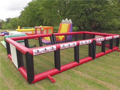 Sport Game Area Inflatable Netting For Sale BY-SP-095