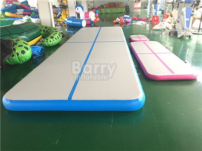 Professional Used Inflatable Gymnastics Mats Tumbling Air Track Inflatable Tumble Track BY-AT-134