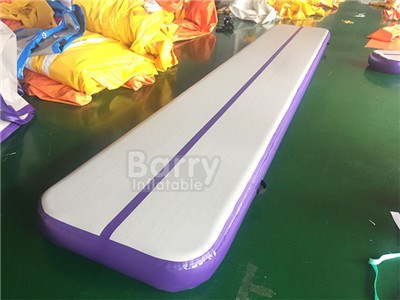 Factory Custom AirTrack Manufacture Tumbling Air Track Inflatable Gymnastics Mat For Gym BY-AT-140