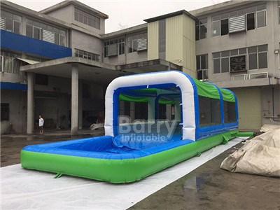Crazy And Popular Custom Inflatable Water Slip N Slide For Adult BY-AT-044