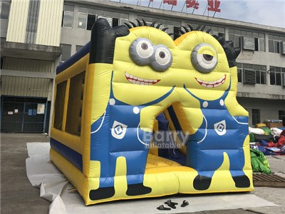 Spongebob Jumping Inflatable Bouncer House For Kids Sale BY-BH-063