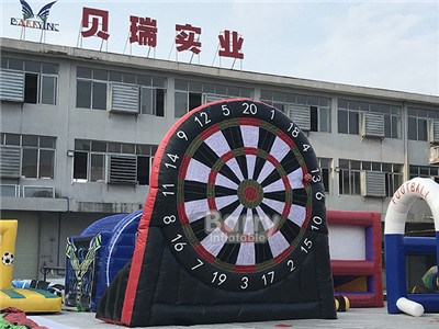 Inflatable Football Darts Board For Outdoor Sport Game BY-SP-097