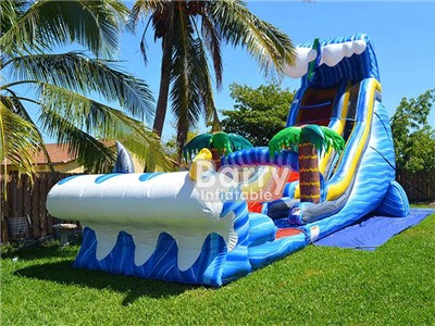 24ft Wild Waves Water Slide BY-WS-122
