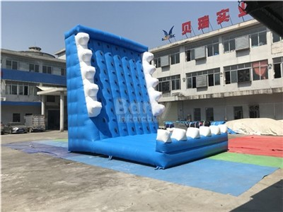 Climbing Inflatable Wall for Sport Game