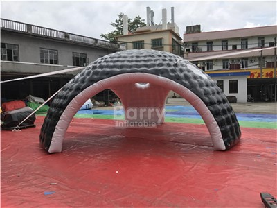 Customize Hight Quality Inflatable Party Spider Dome Tent