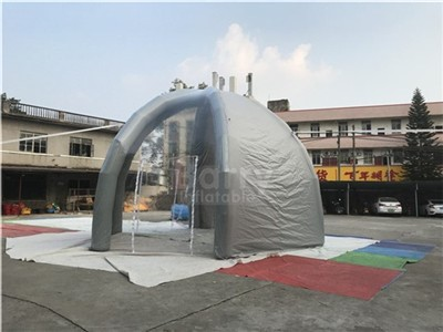 Inflatable Tent for Outdoor Trade Show Exhibition