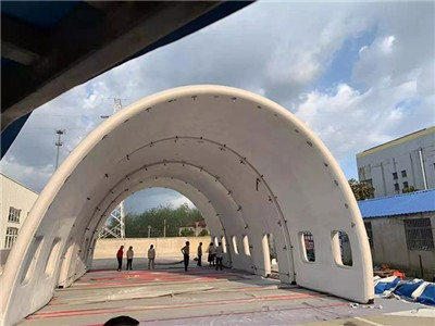 Double Layer DWF Drop Stitch Material Inflatable Arch