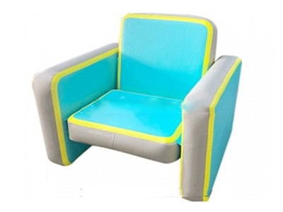 Inflatable Seat Chair New Material Double Wall Fabric